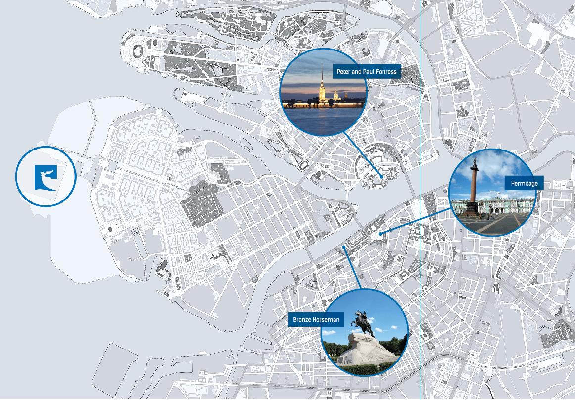 Port Info Passenger Port Of St Petersburg Marine Fa Ade